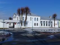 Свислочская районная библиотека